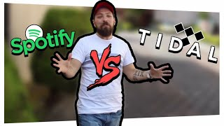 Spotify VS Tidal