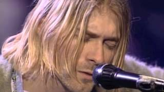 Nirvana -(intro to)  Where Did You Sleep Last Night - Autograf signing
