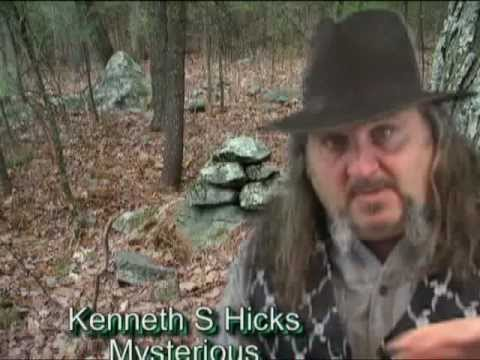 Kenny's Mysterious World  (Lost Confederate Gold)
