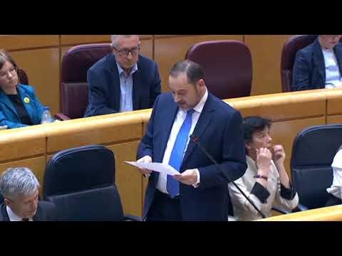 El ministre Ábalos explica les actuacions previstes a la N260 al seu pas per l'Alt Pirineu