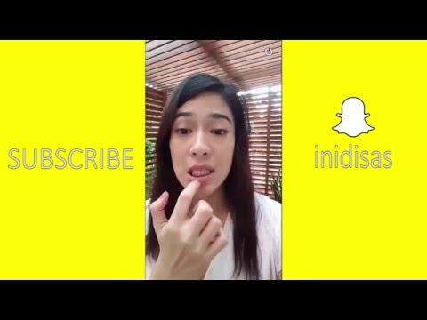 Dian Sastro On Snapchat: Klarifikasi Tentang Adegan Ciuman AADC2