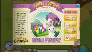 Animal Jam: Jamaa Journal Updates Vol. 143 – Spring Festival