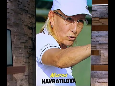 A Candid Conversation with Martina Navratilova