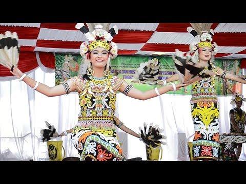 North Borneo Dance Festival in Tanjung Selor | DAYAK BORNEO #5
