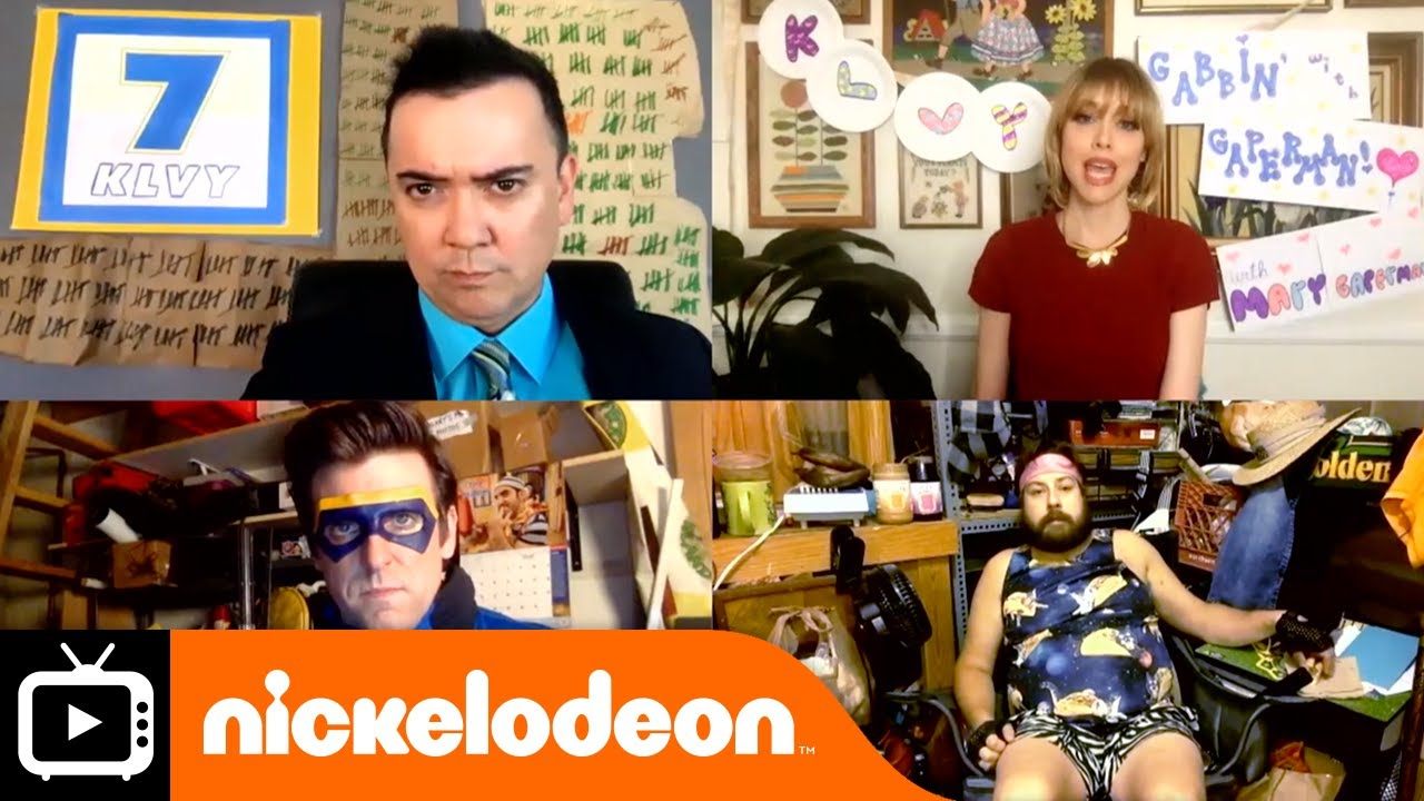 Danger Force | Leaked Video Pt. 1 | Nickelodeon UK