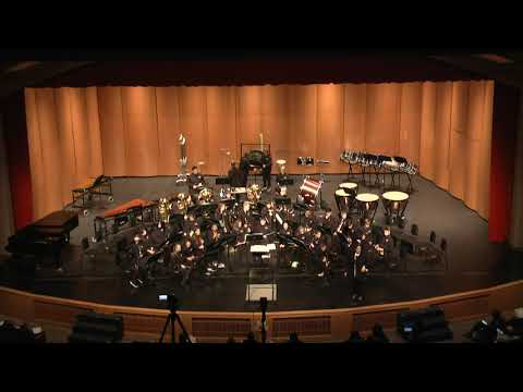 Patrick Marsh Middle School  Spring Band Concert 2019