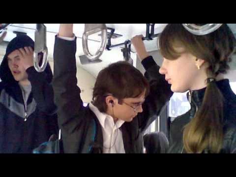 секс знакомства в автобусе