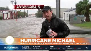 #GME | Hurricane Michael tears through Florida