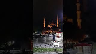 Hagia Sofia Mosque, Blue Mosque  Turkey 🇹🇷 | Uma Telugu Traveller