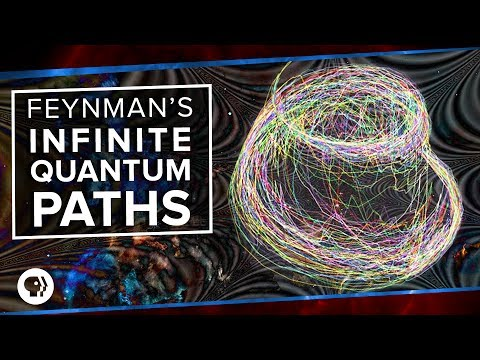 Feynman's Infinite Quantum Paths | Space Time