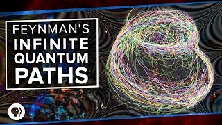 Gambar cover Feynman's Infinite Quantum Paths | Space Time