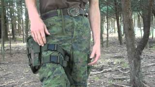 Video UTG Extreme OPs Tactical Drop Leg Holster Review download MP3, 3GP, MP4, WEBM, AVI, FLV Juni 2017