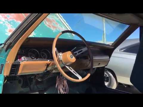 1969 big block turquoise Dodge Charger update 2-21-18