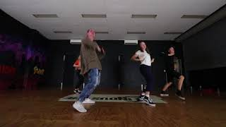 Snakehips - Either Way    Taylor Seage & Rhys Hume Choreography    Lucid Moves