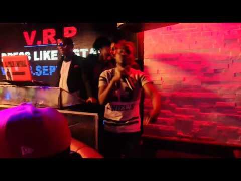 "Slim Marion & Dj Polio (Soirée VTV 2 au Vendome Club) ""My Last Mix"""