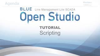 Video: BLUE Open Studio Tutorial #30: Scripting