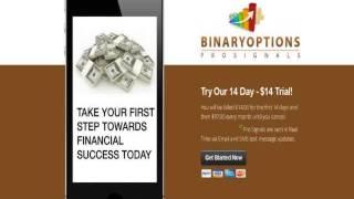 Binary Options Trading Starts Here