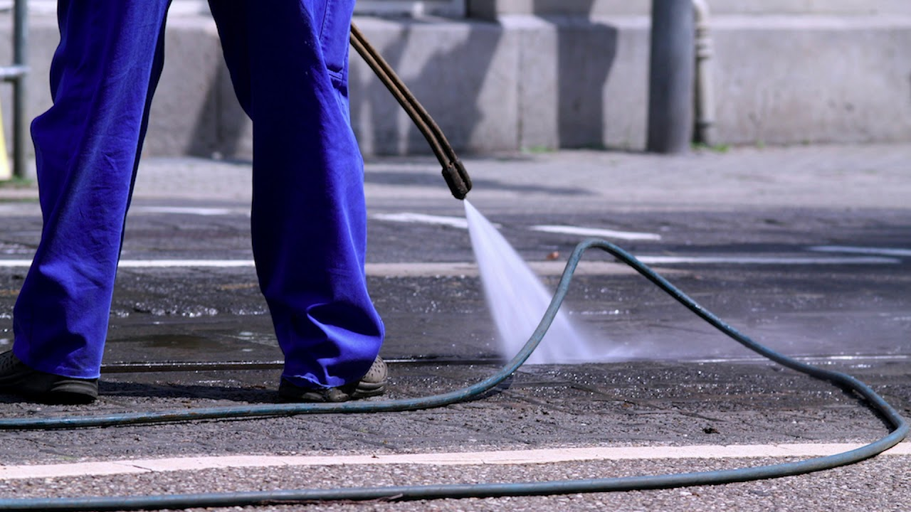 High-Pressure Cleaning in Melbourne