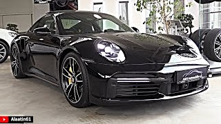 The Porsche 911 Turbo S - 2020 SOUND (650hp) Full Review Interior Exterior infotainment Acceleration