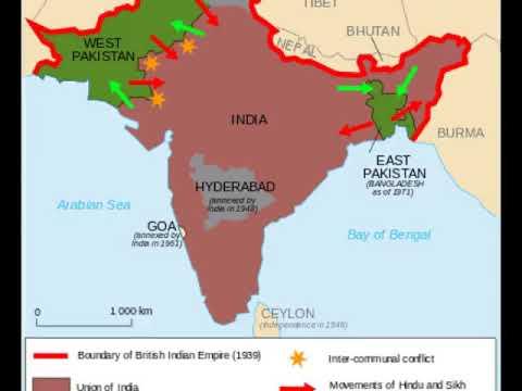 #IndoPakHistory Red Cliff Award | Indo-pak History | Urdu & Hindi