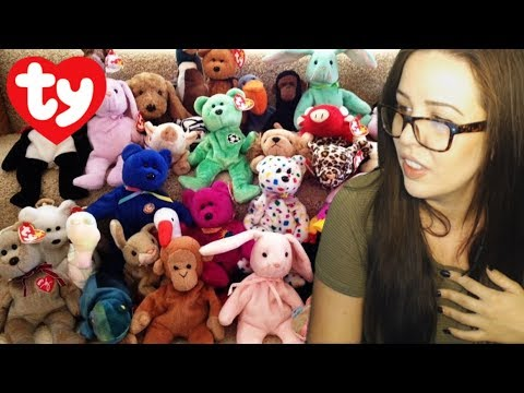 RARE Beanie Babies Collection