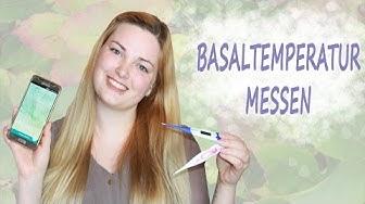 Basaltemperatur messen | Schwangerschaft und Eisprung?! Was zeigt die Temperatur | Thasima