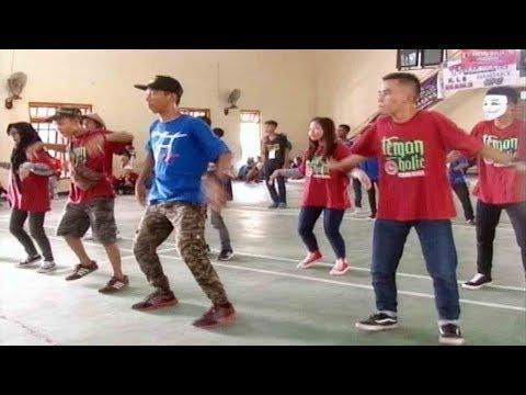 Joget Seru!!! Breakdance Koplo Temon Holic Indonesia - Sewu Kuto New GRS