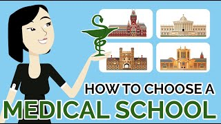 How to Choose a Medİcal School