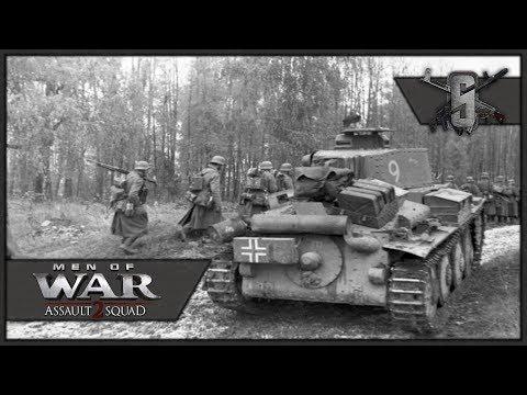 Croatian Legion Outskirts of Kiev - Robz Mod - MoW:AS2 - Croatia at War Mod