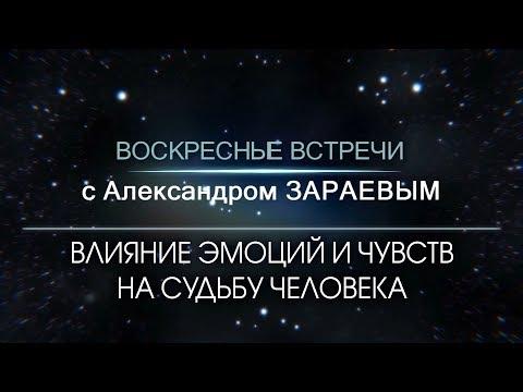 ВЛИЯНИЕ ЭМОЦИЙ И ЧУВСТВ НА СУДЬБУ ЧЕЛОВЕКА - Александр ЗАРАЕВ