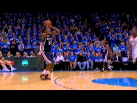 NBA Playoffs 2011: Nightly Notable: Zach Randolph