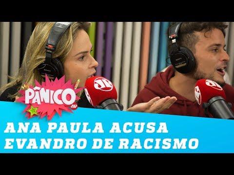 Ana Paula Renault acusa Evandro Santo de racismo e explica treta em A Fazenda