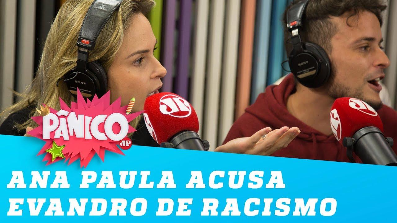 Ana Paula Renault acusa Evandro Santo de racismo e explica treta em 'A Fazenda'