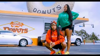 Cam & China - KEEP IT PUSHIN  (Official Music Video)