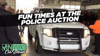 Here's why every car guy should own an ex-cop car