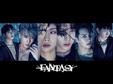 빅스(VIXX) - Fantasy 무대 교차편집
