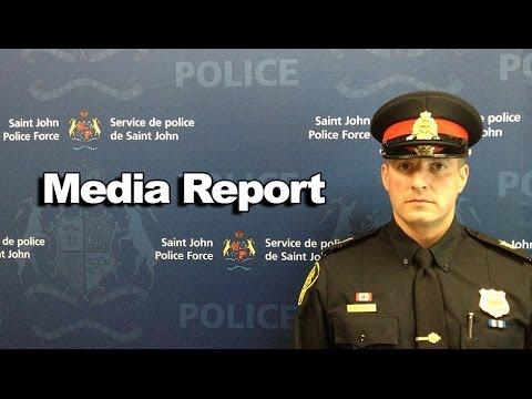 Saint John Police Force Media Report for September 9th, 2014