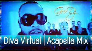 Diva Virtual - |Acapella Mix| - Don Omar - (Remix) - Gro Dj