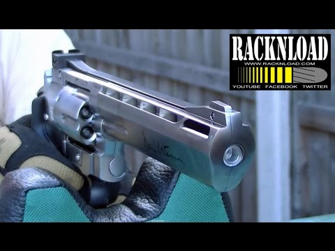 ASG Dan Wesson CO2 .177 (PELLET) **FULL REVIEW** by RACKNLOAD