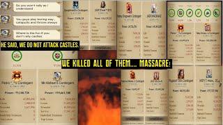 Clash Of Kings - Lords Of Killing ft Kingdom 141 Vs Kingdom 1945