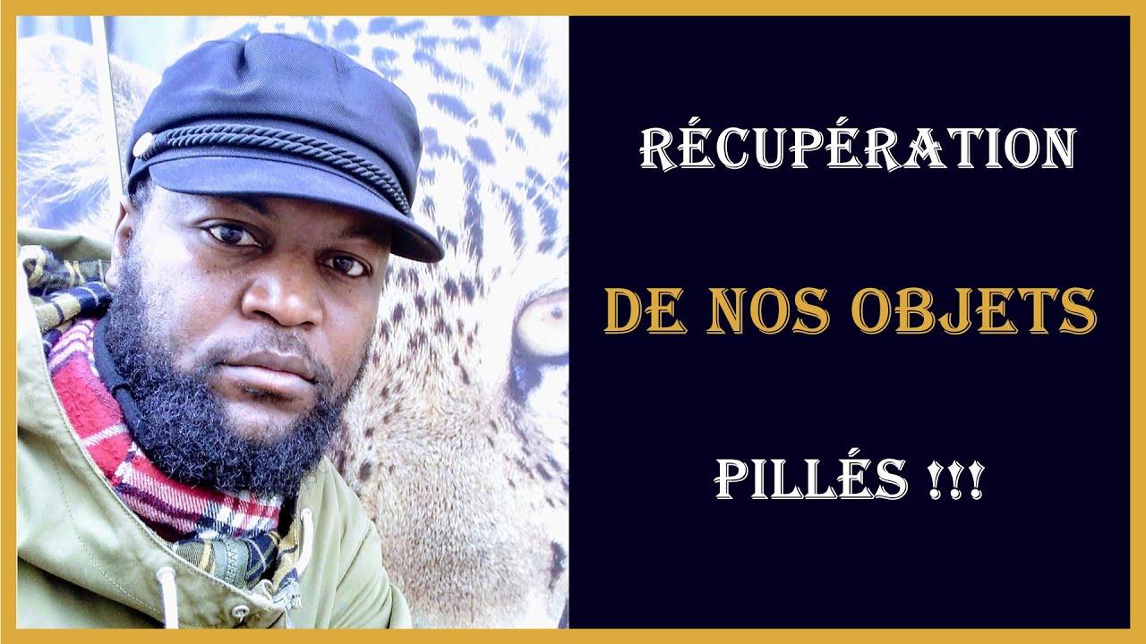 Mwazulu, un digne fils d'Afrique récupère nos objets pillés durant la colonisation | African Heroes