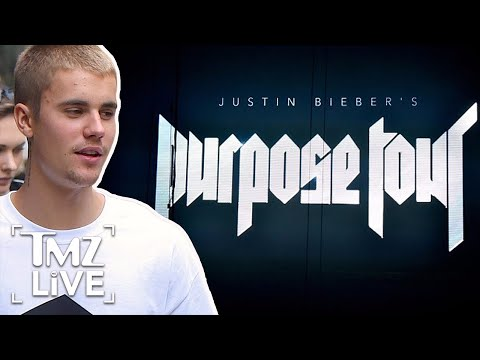 Justin Bieber: Out-of-Work Purpose Tour Crew Not His Problem | TMZ Live