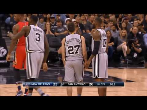 ¡Imperdible! Mirá los mejores momentos de Lapro en su paso por los Spurs