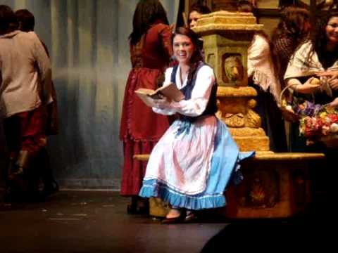 Union High School's Beauty and the Beast the Musical - Belle