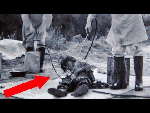 Most Atrocious Unit 731 Experiments