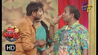 Venky Monkies Performance | Jabardasth | 17th May 2018 | ETV Telugu