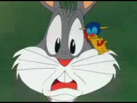 "Looney Tunes : ""Falling Hare"" (ADR/Sound Design)"