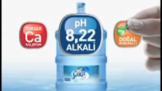 Saka Su Reklam 2012 (Damacana)