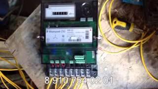 остановить счётчик электроэнергии(На видео демонстрируется прибор способный остановить подсчёт электроэнергии без физического воздействия..., 2015-06-15T14:57:09.000Z)