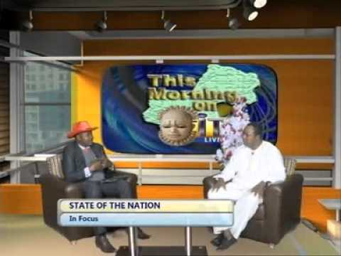 State of the nation in focus with Samuel Ogbemudia II (ITV BENIN)